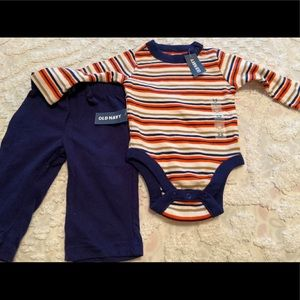 NWT  Lot of 3 Old Navy & Children Place boy 3-6 Mt